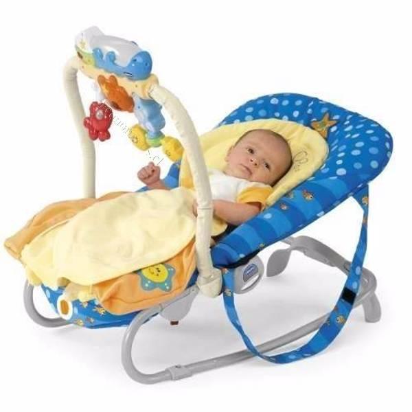 00ddcc187 Coche INFANTI 3 ruedas + silla nido Chicco 2015-09-06 en Economicos ...