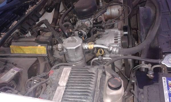 Chevrolet S-10  año 2001