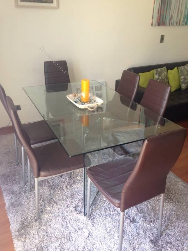 Vendo televisor lg 47 comedor de vidrio 6 sillas 2015 03 for Comedor vidrio 6 sillas