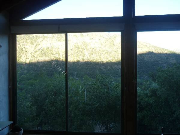arriendo linda casa sector cordillerano espectacular vista