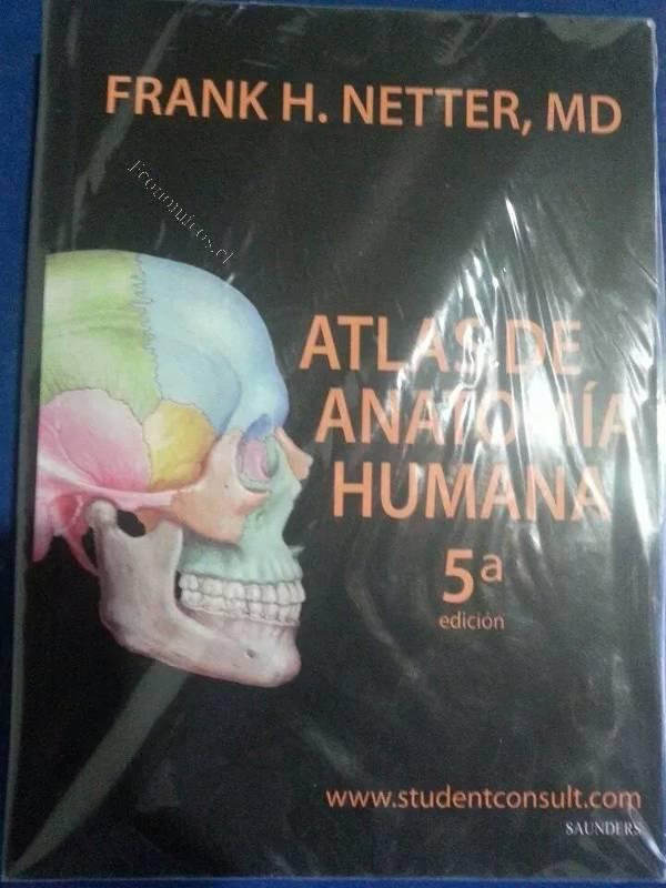 Atlas de Anatomia Humana Mini Netter 5ta Edicion 2015-03-11 ...