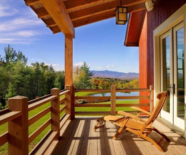 Terrazas de madera nativa v quinta region 2017 01 16 - Pergolas de madera para terrazas ...