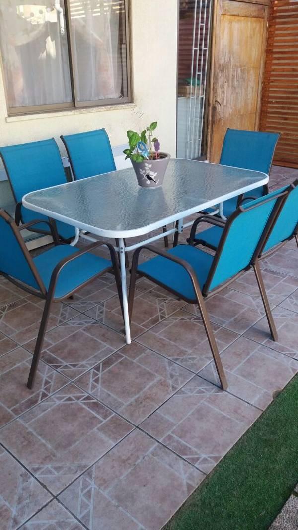 Comedor de terraza 2016 10 28 economicos de el mercurio - Comedor de terraza ...