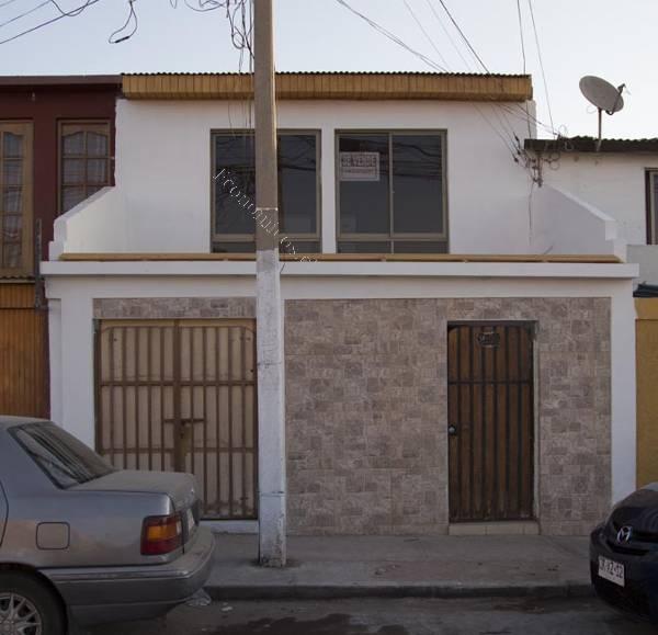 Casa ampliada sector Líder Arica