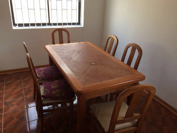 Vendo comedor 6 sillas 2017 03 04 economicos de el mercurio for Vendo sillas comedor