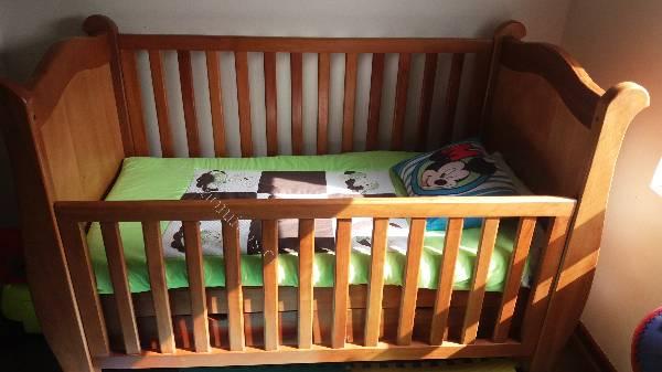 Cuna de madera raul que se convierte en cama 2017 05 04 - Cuna que se convierte en cama ...
