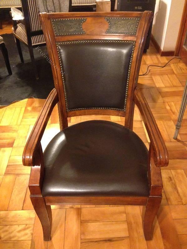 8 sillas comedor madera gruesa 2015 06 25 en economicos de for Comedor 8 sillas madera