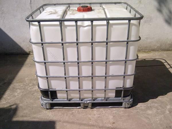 Compro estanques bins ibc 1000 litros pago alcontado 2016 for Bidones de 1000 litros