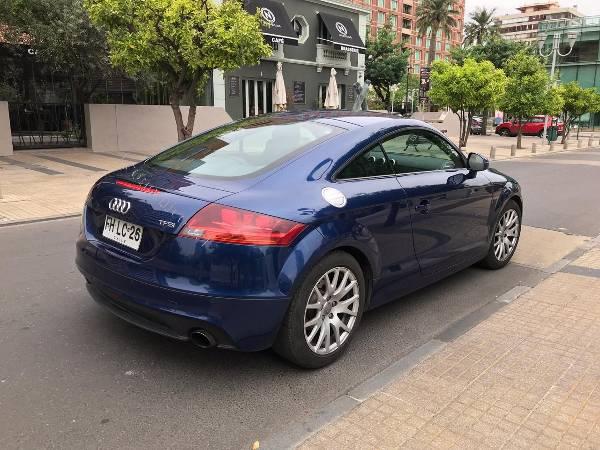 Audi TT  año 2013