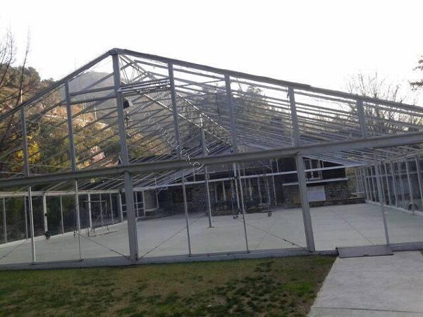 Cierre de terrazas toldos estructura carpas sellado 2016 - Estructuras para terrazas ...