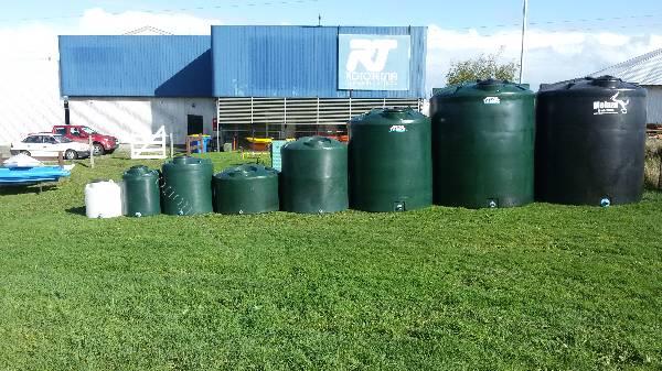 Vendo estanques para agua desde 680 a litros 2015 for Estanque de 1000 litros