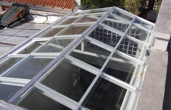 Solo techos emergencias cambios de techos goteras 2017 09 - Cubiertas de aluminio para terrazas ...