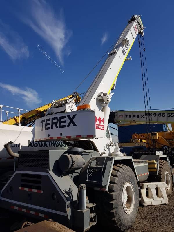 VENDO GRUA TEREX RT-335 2019-05-15 en Economicos de El Mercurio