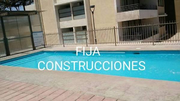 Construcci n de piscinas de concreto y fibra de vidrio for Construccion de piscinas de concreto