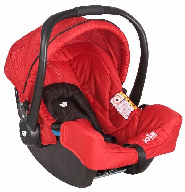 Vendo silla para auto silla nido joie by infanti 2016 03 for Silla de auto infanti