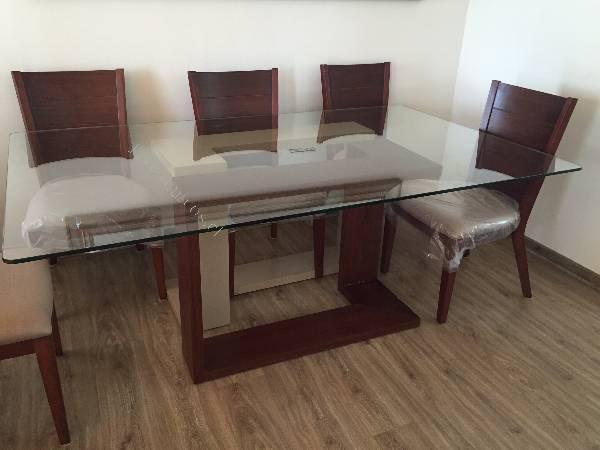 Vendo juego de comedor rosen 6 sillas 2016 02 25 for Vendo sillas comedor