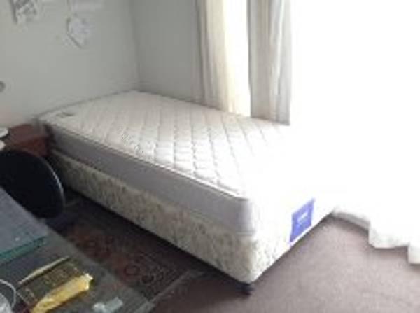 Vendo cama como nueva rosen 1 plaza box spring poco uso for Vendo sofa cama 1 plaza