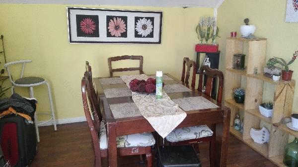 Oportunidad casa 7 dormitorios 3 ba os metro pudahuel for Comedores baratos en santiago