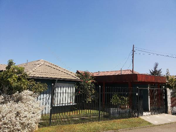 Casa Rojas Magallanes Con Alicahue P18 La Florida 2018 03 14 En