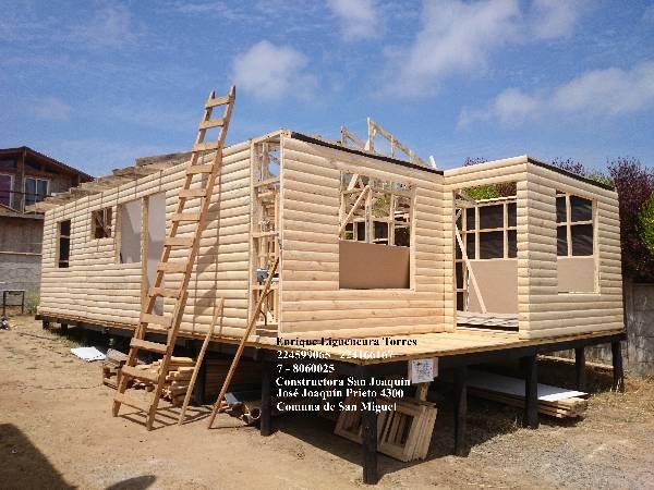 Vendo casas prefabricadas tipo tronco buena calidad 2015 - Tipos de casas prefabricadas ...