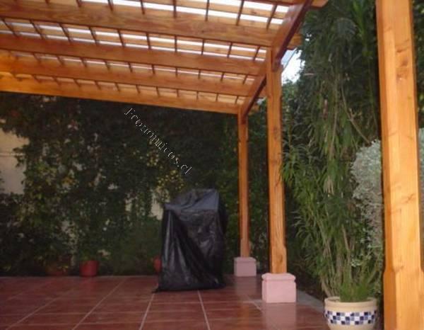 Construccion de quinchos cobertizos terrazas 2015 09 21 for Cobertizos madera economicos