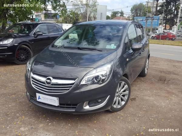 Opel Meriva  año 2015