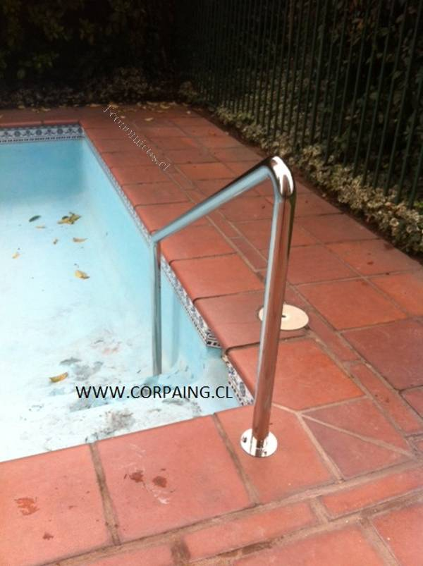 Barandas para piscinas 2016 03 22 economicos de el mercurio for Piscina walker martinez