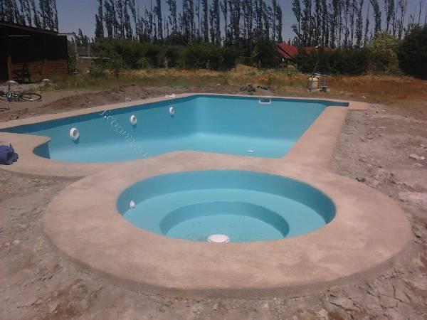 Construcci n piscinas de hormig n 2016 07 28 economicos de for Construccion de piscinas en chile