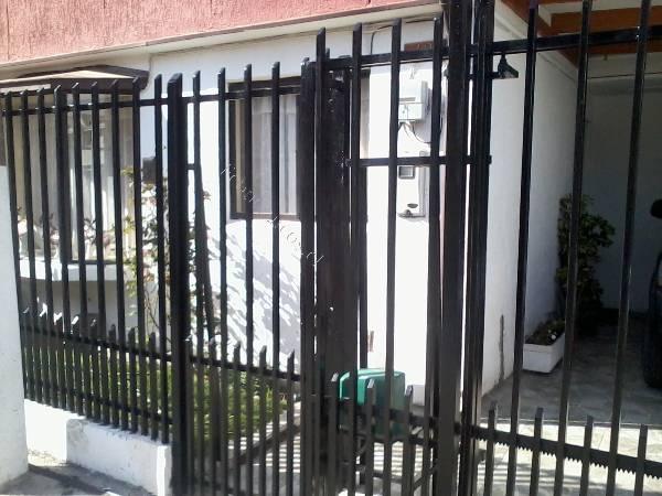 Pintura de rejas antejardin 2015 04 19 economicos de el - Pintura para rejas ...