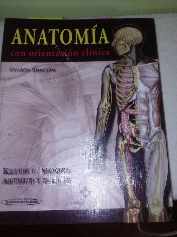Libro Anatomina Humana Rouviere y Moore 2015-03-03 en Economicos de ...