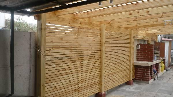 Cobertizos de madera 2015 01 09 en economicos de el mercurio for Cobertizos de madera baratos