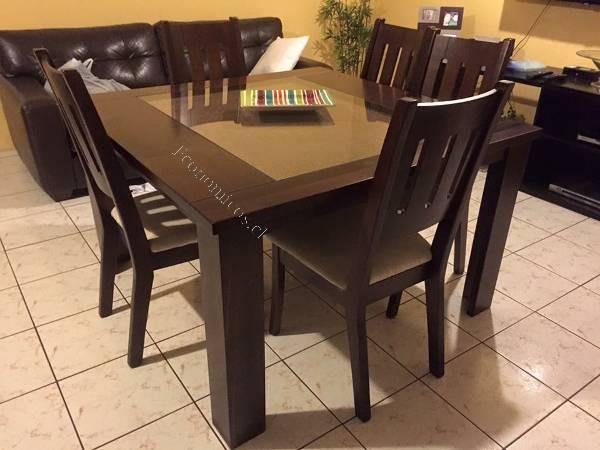 Vendo comedor 6 sillas 2016 07 11 economicos de el mercurio for Vendo sillas comedor