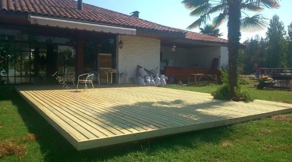 Deck De Madera En Toda La V Quinta Region 2018 07 06 En
