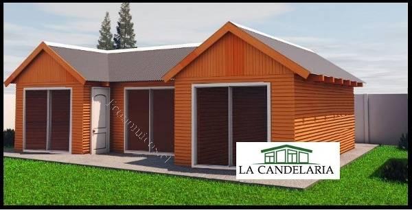 Casas Prefabricadas 2018 03 02 En Economicos De El Mercurio