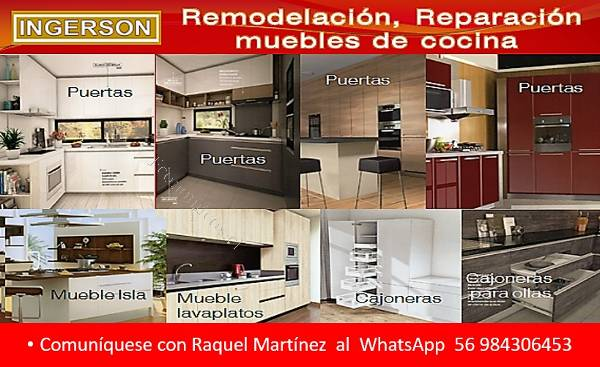 Reparación Muebles de Cocina 2018-09-10 en Economicos de El ...