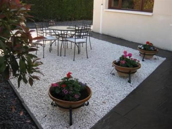 Piedras cuarzo agata gravilla bolones para decoracion for Decoracion jardin grava