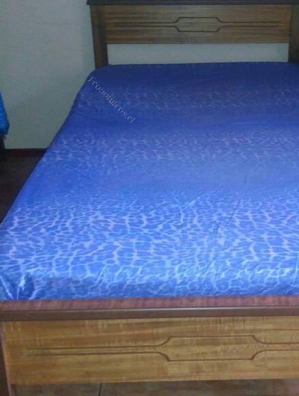 Vendo cama de plaza 1 2 en madera 2016 08 11 economicos de for Vendo sillon cama 1 plaza