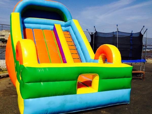 Juegos Inflables Y Camas Elasticas En Antofagasta 2015 03 10
