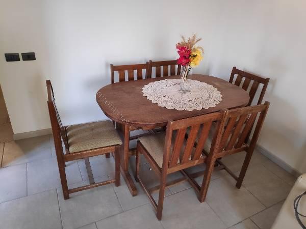Comedor extensible 6 sillas 2019-06-30 en Economicos de El ...