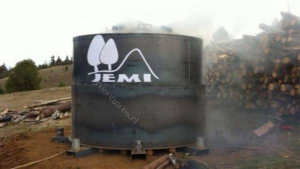 Horno Metálico Para Hacer Carbón Vegetal 2015 12 08