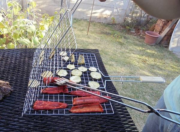 Parrilla para pescado y verduras grande 2015 05 10 en - Parrillas para pescado ...