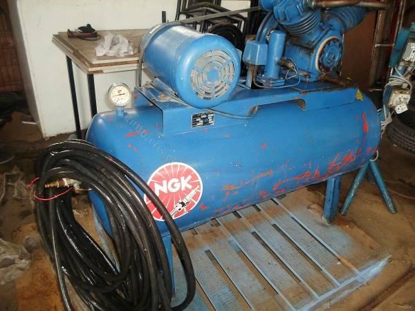 Compresor de aire 240 litros industrial mohrfoll 2016 04 - Compresor de aire 25 litros ...