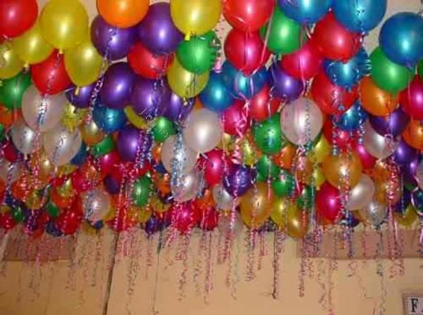 Venta de globos con helio 2015 01 12 economicos de el mercurio - Adornos globos economicos ...