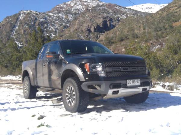 Ford Raptor  año 2012