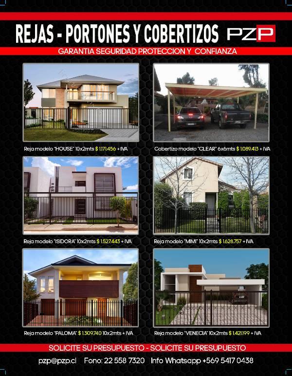 Fabricacion de rejas cobertizos y quinchos 2016 06 16 for Cobertizos economicos
