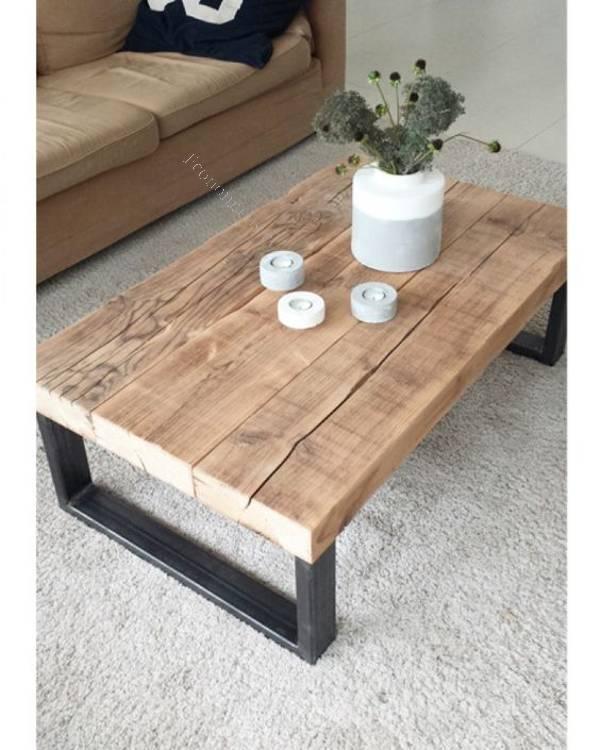 Muebles contemporaneos fierro y madera nativa andrea for Muebles contemporaneos 2016