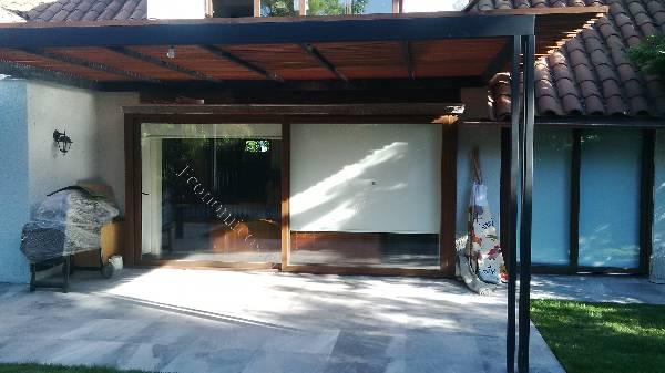 Cobertizos de madera metal quinchos 2015 12 04 for Cobertizos economicos