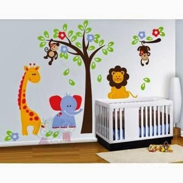 Decoración de cuartos de niños(a) y de fiestas infantiles 2018-03-17 ...