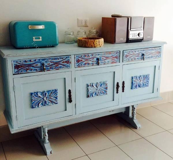 Restauraci n de muebles antiguos 2017 04 24 economicos de - Restauracion de muebles viejos ...