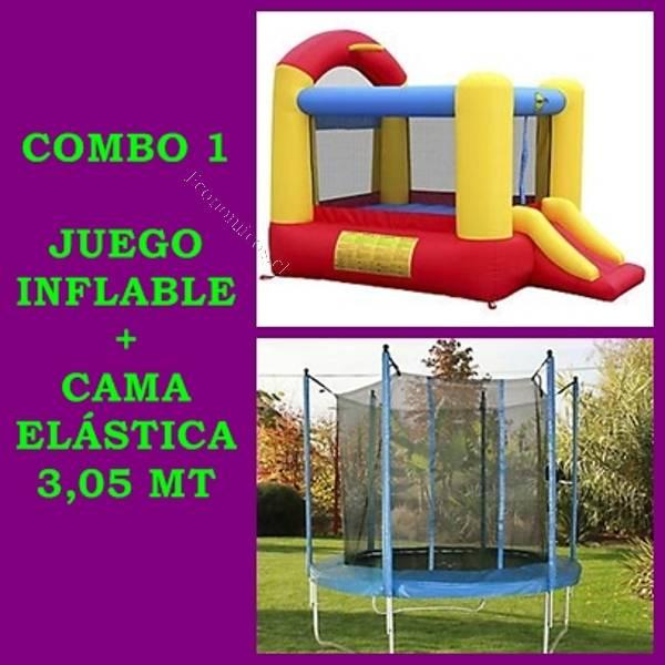 Arriendo Juegos Inflables Cama Elastica Decoracion Globos 2015 06